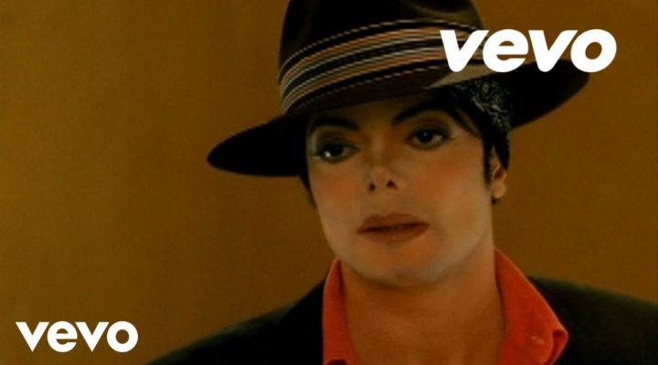Gegsite Michael Jackson – You Rock My World