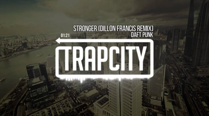 Daft Punk – Harder, Better, Faster, Stronger (Dillon Francis Remix)